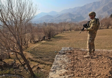 Wpływ wojny w Afganistanie na sytuację międzynarodową
